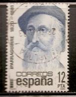 ESPAGNE   N°   2271   OBLITERE - 1981-90 Usados