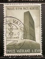 VATICAN    N°   436  OBLITERE - Vatican