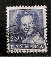 DANEMARK      N°   828   OBLITERE - Dänemark