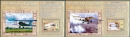 NB - [33524]SUP//**/Mnh-RD CONGO 2006 - Les Moyens De Transports - Naissance De L'aviation - Les 2 Blocs. - Ongebruikt