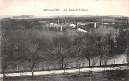 16►ANGOULÈME►CPA►±1910►LA POUDRERIE NATIONALE►ÉDIT. BARRAND - Angouleme