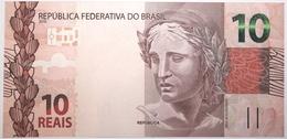 Brésil - 10 Reais - 2010 - PICK 254c - NEUF - Brasile