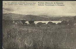 Carte Illustrée  N° 11. Vue: 28: Positions Allemandes De Kissegnies (obl. Kigoma 07/05/1919) - Ganzsachen