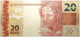 Brésil - 20 Reais - 2010 - PICK 255c - NEUF - Brasile
