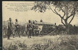 Carte Illustrée  N° 11. Vue: 48: Entrée Des Troupes Belges à Tabora 19 Sept. 1916(obl. Kigoma 07/03/1919) - Ganzsachen