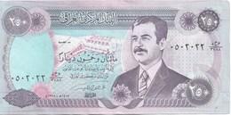 250 DINARS 1995 - Iraq