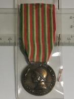 Italie Médaille WW1, Guerra Per L'unita D'italia 1915-1918 - Royal/Of Nobility
