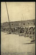 Carte Illustrée  N° 12. Vue: 40  : Porteurs (obl. Kigoma  ??) - Ganzsachen