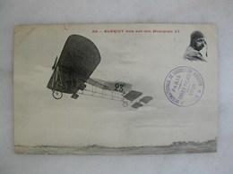 AVIATION - Blériot Vole Sur Son Monoplan 23 - Flieger