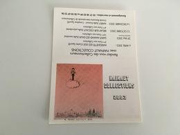 """Petit Calendrier 2003 """" Les Amoureux De Peynet """" - Advertising"""