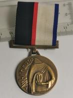 Belgique Médaille, Reconnaissance Diocese De Namur - Professionals / Firms