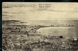 Carte Illustrée  N° 12. Vue: 49: Baie De Kigoma  (obl. Kigoma  Pour Bxl 02/05/1919) - Ganzsachen