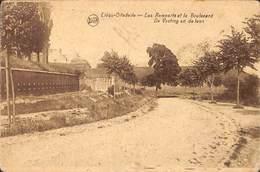 Liège - Citadelle - Les Remparts Et Le Boulevard (1931) - Liege