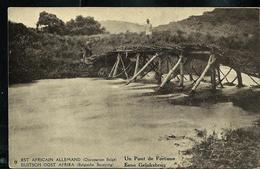 Carte Illustrée  N° 12. Vue: 9. Un Pont De Fortune. (obl. 10/05/1918) - Ganzsachen