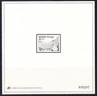 Europa Cept 1983 Madeira Black & White Print ** Mnh (F8219) - Europa-CEPT