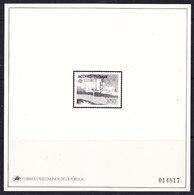 Europa Cept 1983 Azores Black & White Print ** Mnh (F8220) - Europa-CEPT
