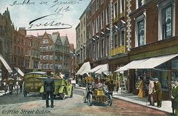Dublin Grafton Street  Cars Crane And Sons Pianos And Organ - Dublin