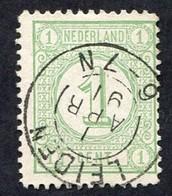 Pays Bas N°31 Oblitéré, Qualité Superbe - 1852-1890 (Guillaume III)