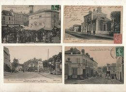 Lot De 247 CPA Sur Les Yvelines  78 - Postkaarten