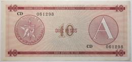Cuba - 10 Pesos - 1985 - PICK FX4 - SUP+ - Cuba
