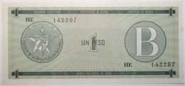 Cuba - 1 Peso - 1985 - PICK FX6 - NEUF - Cuba