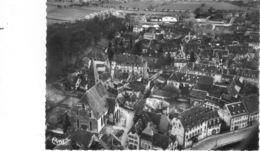 Wissembourg.Vue Aérienne.Eglise St Jean Et Collège Moderne De Jeunes Filles - Wissembourg