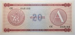 Cuba - 20 Pesos - 1985 - PICK FX5 - NEUF - Cuba