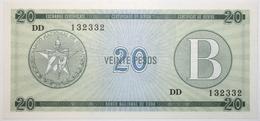 Cuba - 20 Pesos - 1985 - PICK FX9 - NEUF - Cuba
