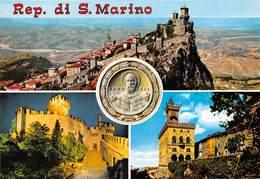 Saint-Marin - République Di SAN MARINO - Philatélie Timbres - San Marino