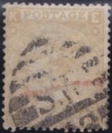 Great Britain   .  Yvert   .  35  (2 Scans)  .  Tige De Rose     .   O    .    Cancelled .   /   .   Oblitéré - Gebruikt