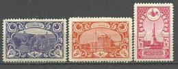Turkey; 1917 Vienna Postage Stamps - Nuevos