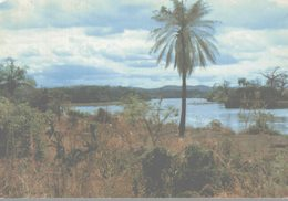 REPUBLIQUE POPULAIRE DU CONGO  PLAN D'EAU DU NIARI  ROUTE LOUBOMO KIBANGOU - Brazzaville