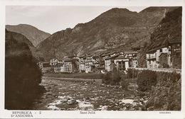 Republica D' Andorra Sant Julia  Guilera - Andorra