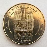 Monnaie De Paris 75.Vedettes Du Pont Neuf - Notre Dame De Paris  2006 - Monnaie De Paris