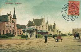 Nijmegen Station Tram Station Used To Cuba - Nijmegen