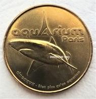 Monnaie De Paris 75.Paris - Aquarium De Paris Le Requin 2013 - 2013