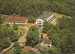 D-36355 Grebenhain - Oberwald - Vogelsberg - Textil - ,Gardinen- Und Lebensmittelhaus - Luftbild - 2x Nice Stamps - Giessen