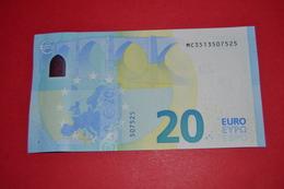 M005 I6 PORTUGAL - M005I6 * 20 EURO  - MC3513507525 - NEUF - UNC - 20 Euro