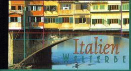 Italien1999: Welterbe Florenz, Amalfi, Pisa, Pompeii +Rom, Im 4er Postfr.! - 1991-00:  Nuovi