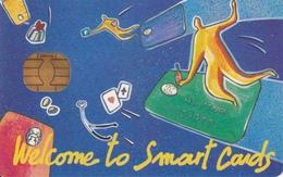 Gemplus Welcome To Smart Cards - Ausstellungskarten