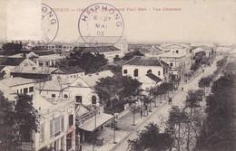 TONKIN - Haïphong - Boulevard Paul Bert - Vue Générale - Vietnam
