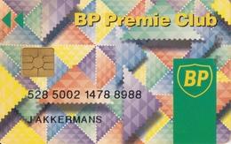 BP Premie Club Pays-Bas - Ausstellungskarten
