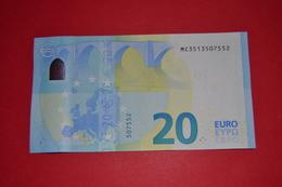 M005 I6 PORTUGAL - M005I6 * 20 EURO  - MC3513507552 - NEUF - UNC - 20 Euro