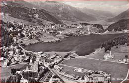 St. Moritz * Luftbild, Alpen * Schweiz * AK2792 - GR Grisons
