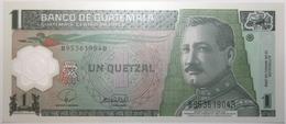 Guatemala - 1 Quetzal - 2008 - PICK 115a - NEUF - Guatemala