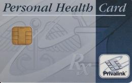 Personal Health Club Privatlink - Ausstellungskarten