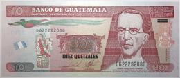 Guatemala - 10 Quetzales - 2014 - PICK 123 Ab - NEUF - Guatemala