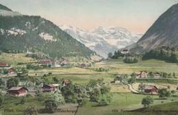 Suisse - FLUELI - Genralansicht Mit Melchtalerbergen - BE Berne