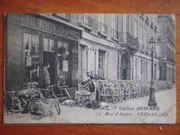Cycles GUINARD , 12 Rue D'Anjou  VERSAILLES - Versailles