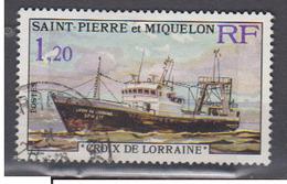 St. Pierre Et Miquelo      1976               N ° 453           COTE       4 € 00           ( E 207 ) - St.Pierre Et Miquelon